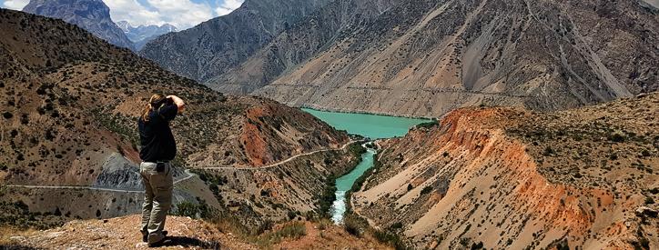 Fotoreis Tajikistan