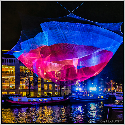 Fotoworkshop Amsterdam Light Festival