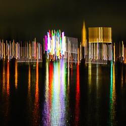 Amsterdam Light Festival | Nachtfotografie Gevorderden @ Herengracht & Amstel. Amsterdam