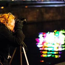 Nachtfotografie Amsterdam Light Festival