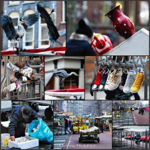 Straatfotografie op de Albert Cuyp @ Albert Cuypmarkt, Amsterdam