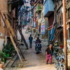 Fotoexpositie Nepal door onze ogen @ Theater de Hofnar