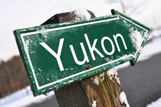 Yukon fotoreis