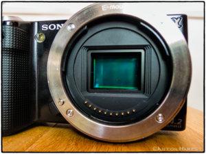 Sony Alfa met E-mount