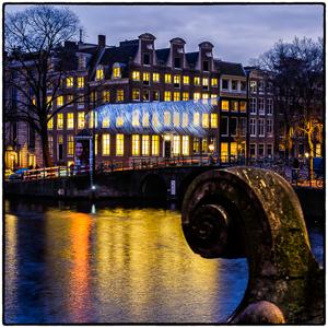 Amsterdam Light Festival | Nachtfotografie Gevorderden