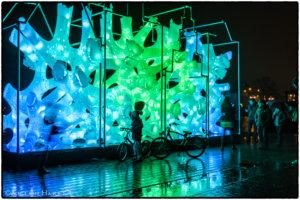 Amsterdam Light Festival Nachtfotografie