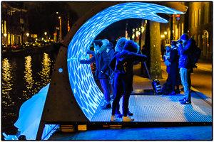 Amsterdam Light Festival | Gevorderden @ Marineterrein, Amsterdam