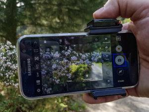 Smartphone fotoreis