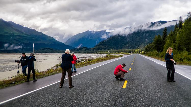 Fotoreis Yukon