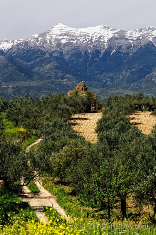 Leefstijlreis op de Peloponnesos