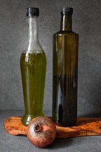 Leefstijlreis met olijfolie