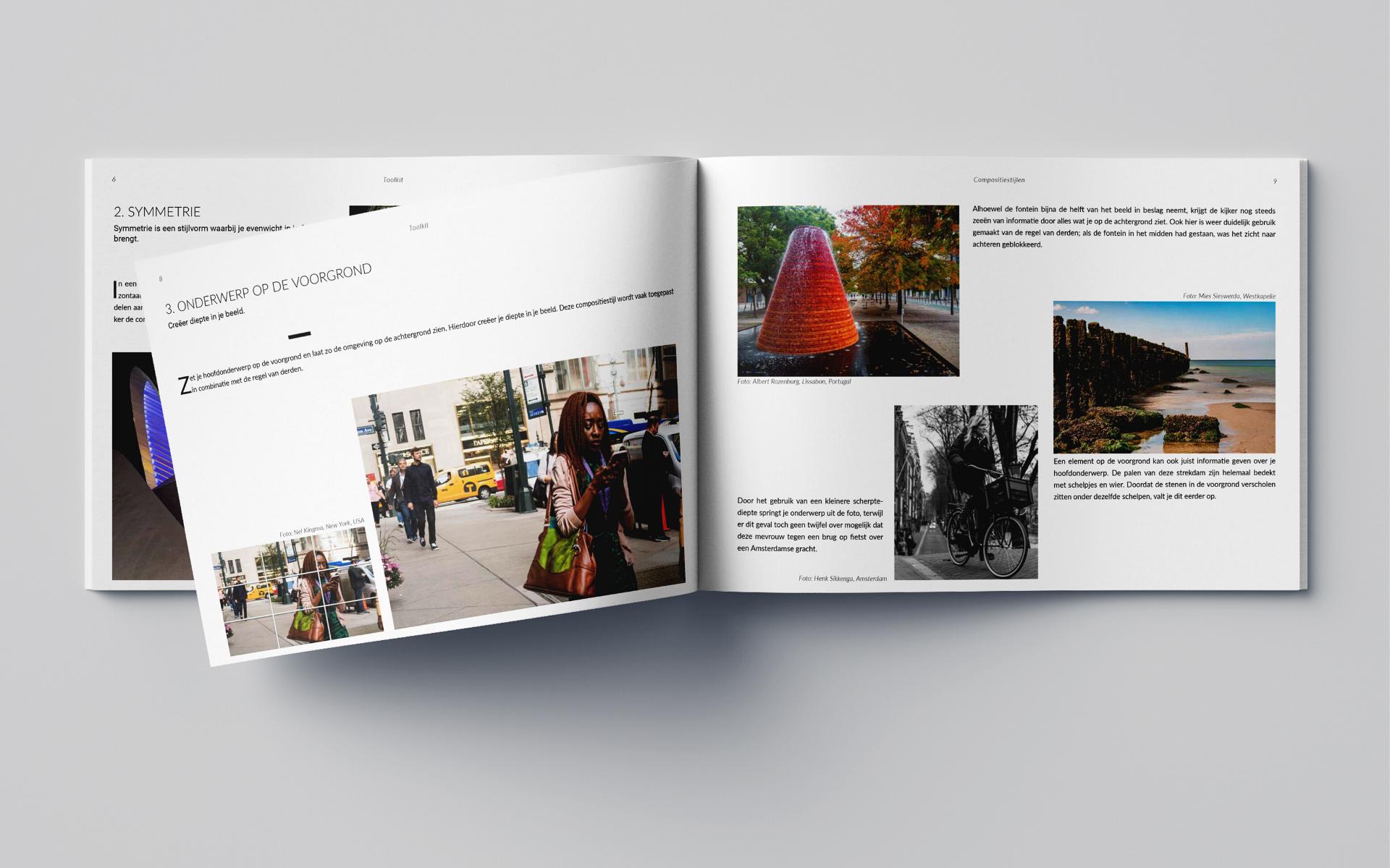 Toolkit voor Compositiestijlen, e-book