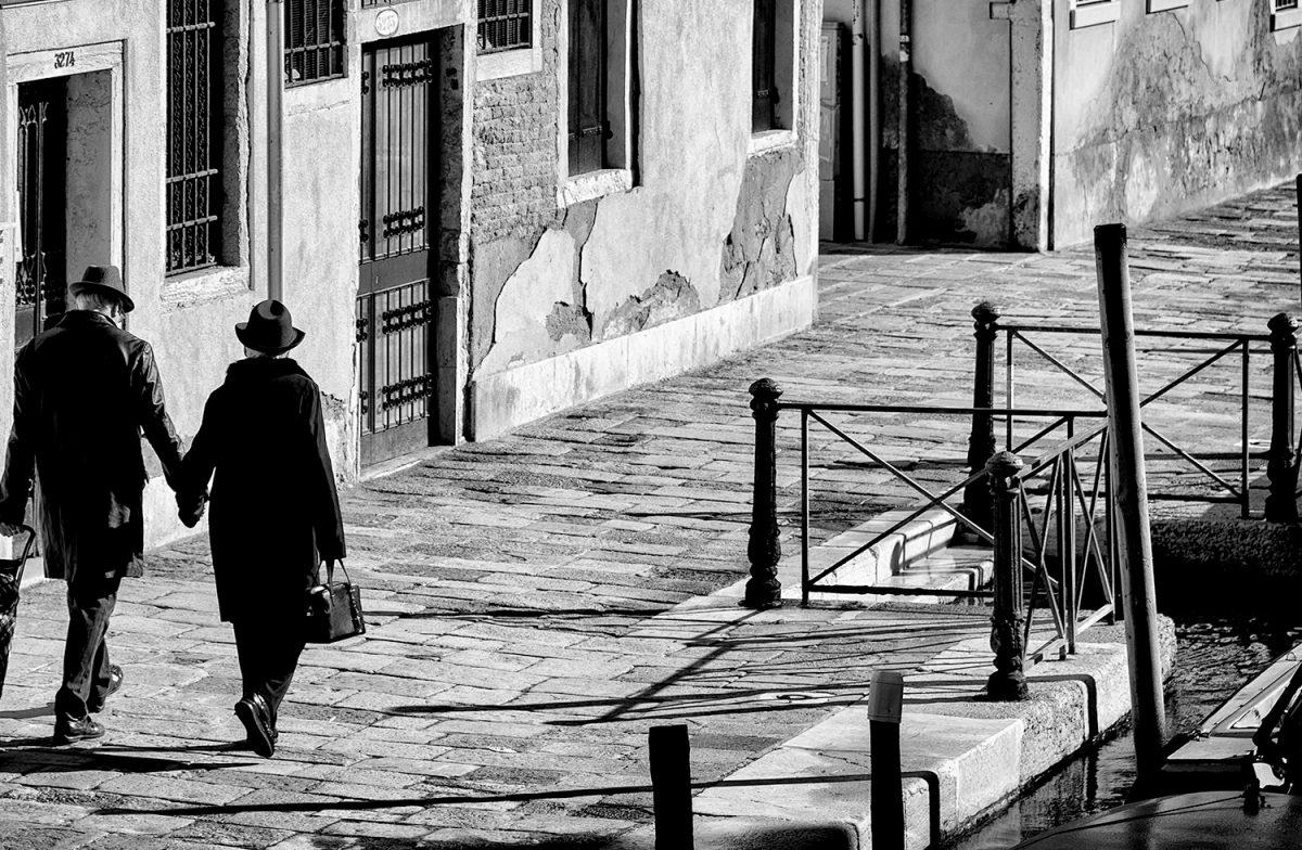 Venetië: samen op pad