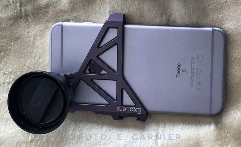 Accessoires smartphone fotografie