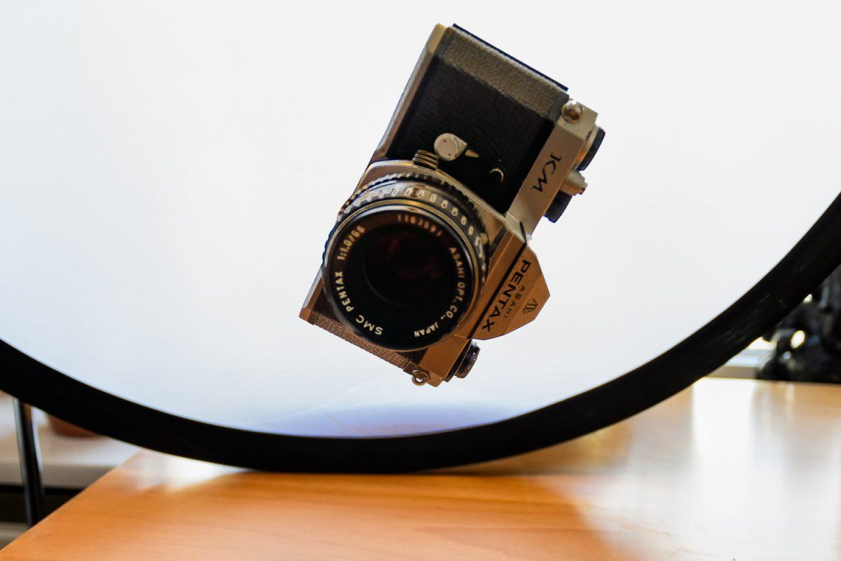 Canon R5: einde spiegelreflex camera