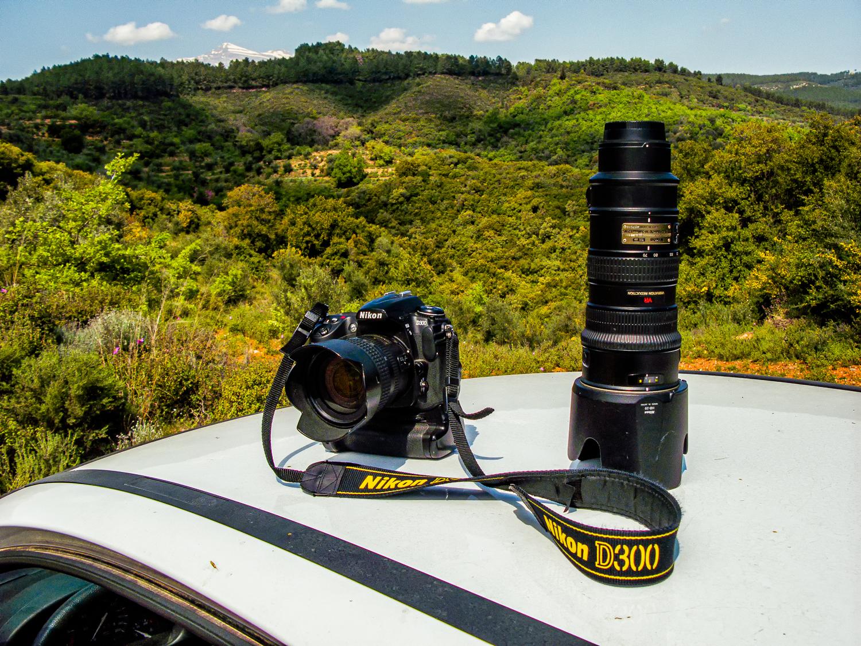 Nikon D300 Griekenland