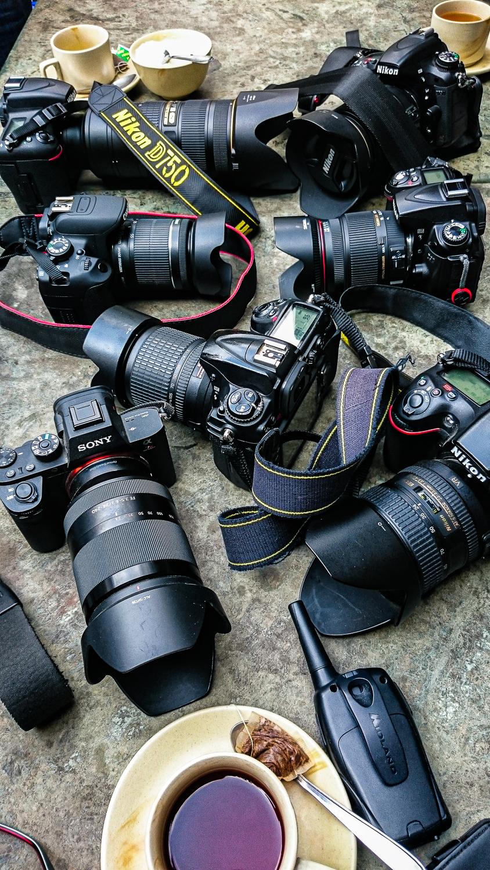 Camera's voor Canon R5 R6