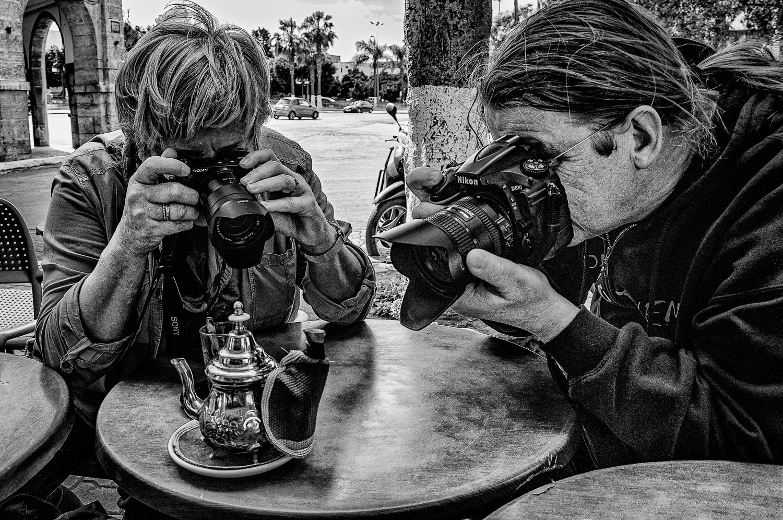 Camera's testen