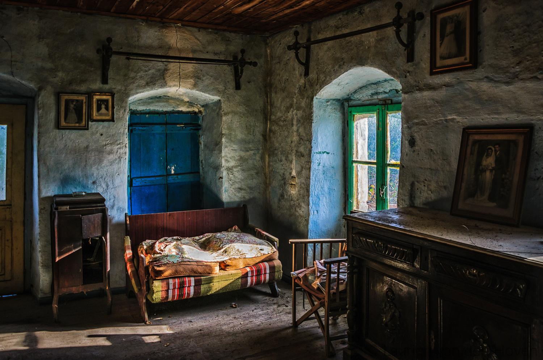 Urbex fotografie Griekenland