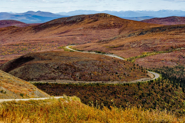 Yukon: Top of the World Highway